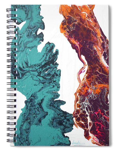 It Takes Two To Tango  Spiral Notebook