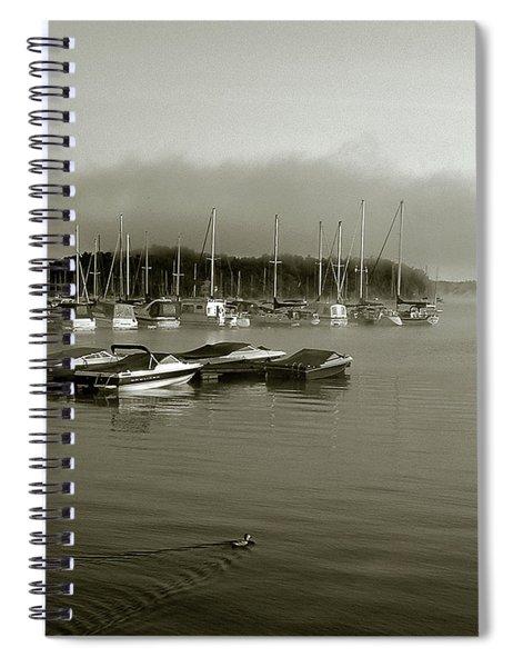Its A Big World Swim Fast Spiral Notebook