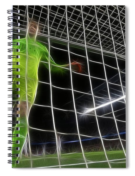 It's A Goal - Doc Braham - All Rights Reserved Spiral Notebook
