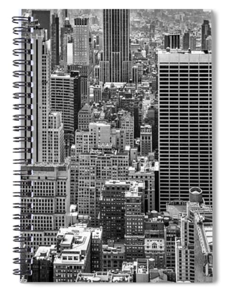 It's A Jungle Out There Spiral Notebook