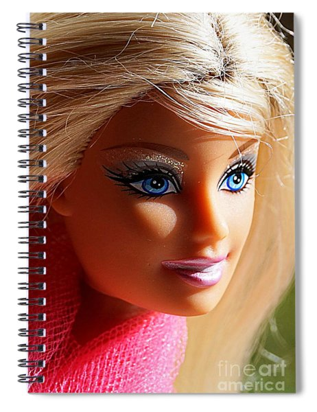 Its A Pink Thing Spiral Notebook