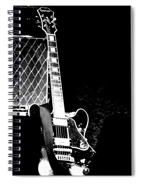 Its All Rock N Roll Spiral Notebook