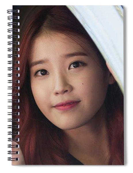 IU Spiral Notebook
