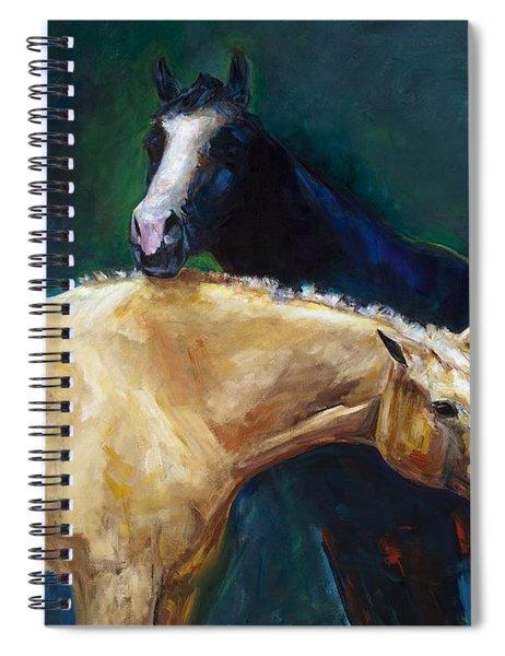 I've Got Your Back Spiral Notebook