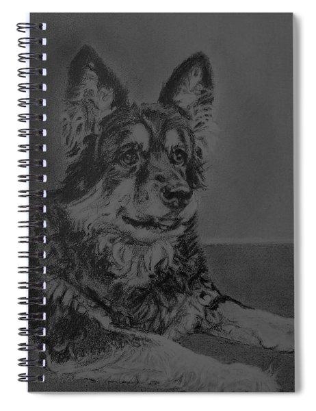 Izzy Spiral Notebook
