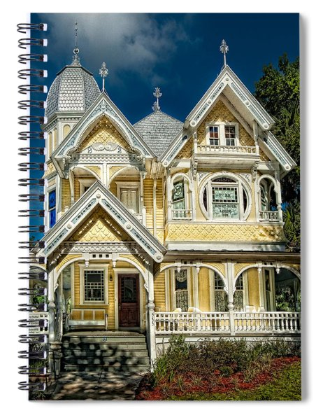 J. P. Donnelly House Spiral Notebook