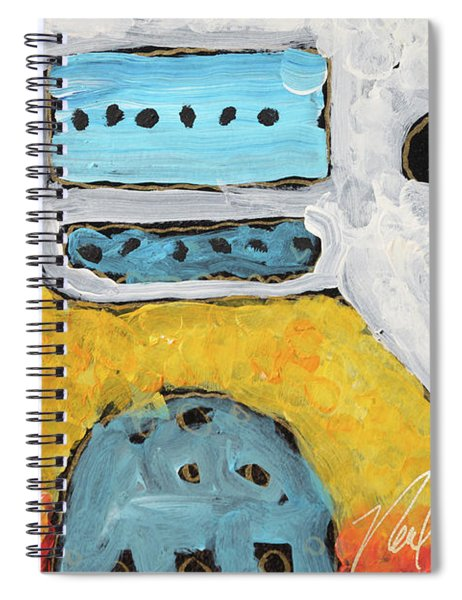 jaguire Guitar Spiral Notebook