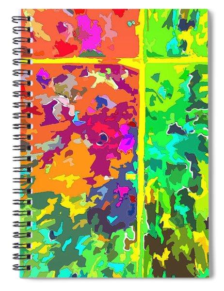 J'aime 1 Spiral Notebook