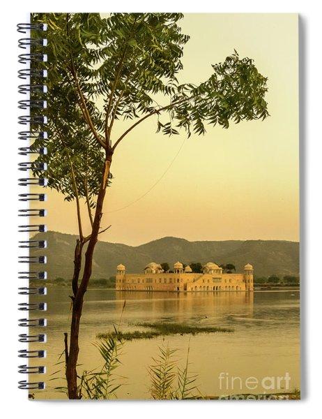 Jal Mahal  Spiral Notebook