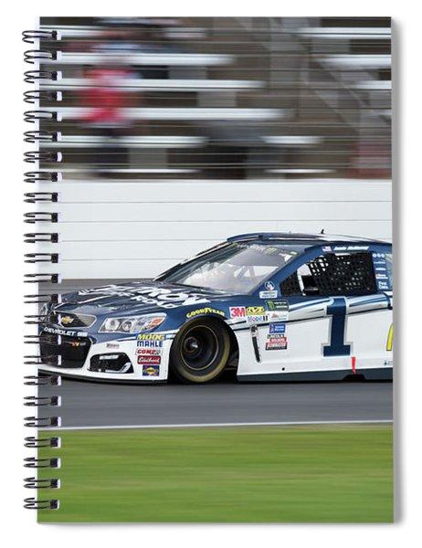 Jamie Mcmurray #1 Spiral Notebook