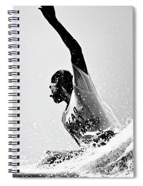 Jammin Spiral Notebook