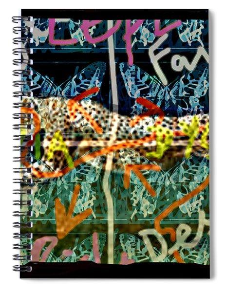 Jangala Spiral Notebook