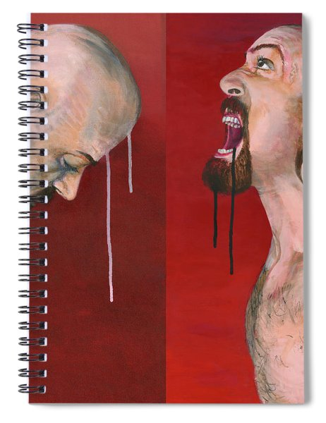 Janus Spiral Notebook