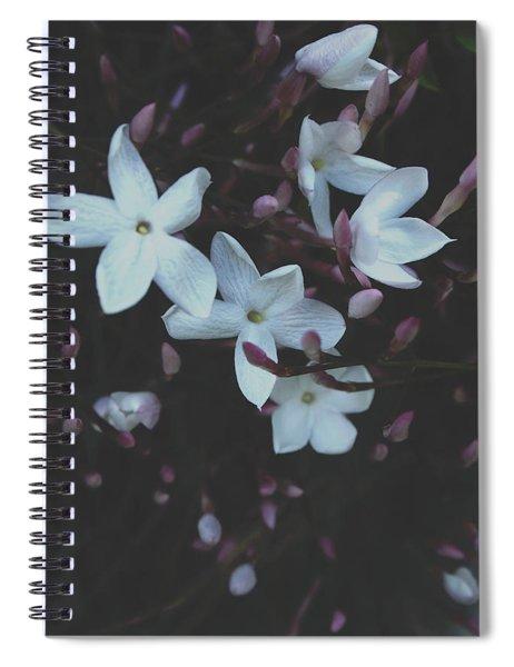 Jasmine Dream- Photography By Linda Woods Spiral Notebook