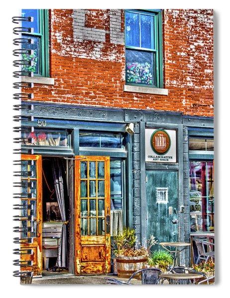 Java House Spiral Notebook