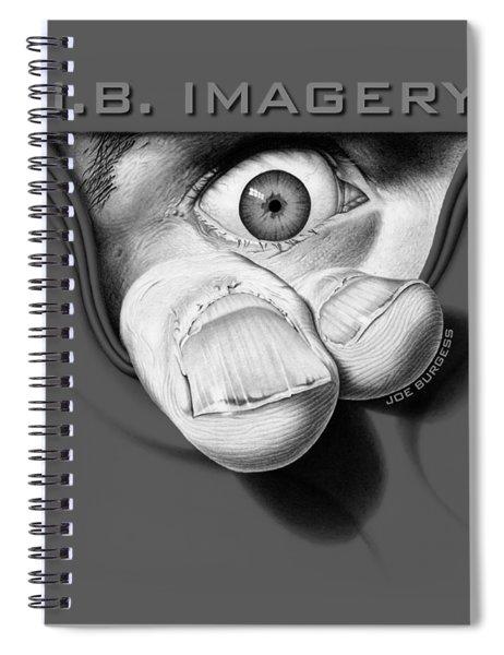 J.b. Imagery Spiral Notebook