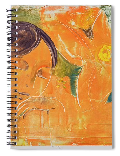 Je Revien Tahiti Spiral Notebook