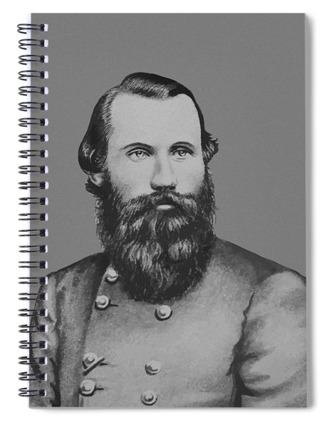 Jeb Stuart -- Confederate General Spiral Notebook