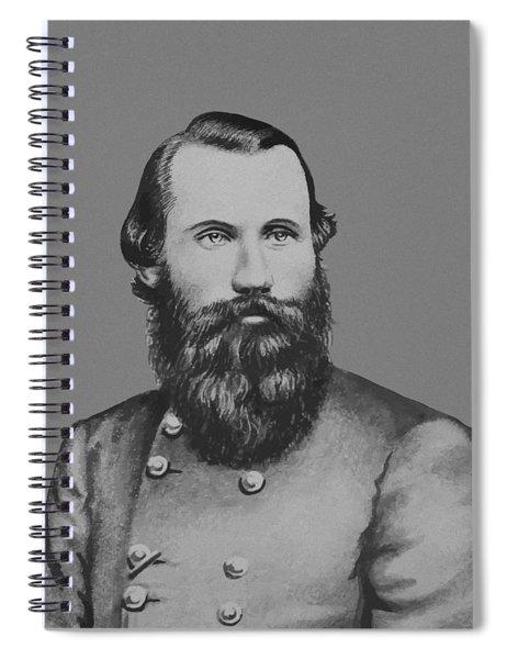 Jeb Stuart -- Confederate General Spiral Notebook