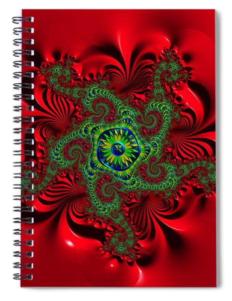 Jectudgier Spiral Notebook