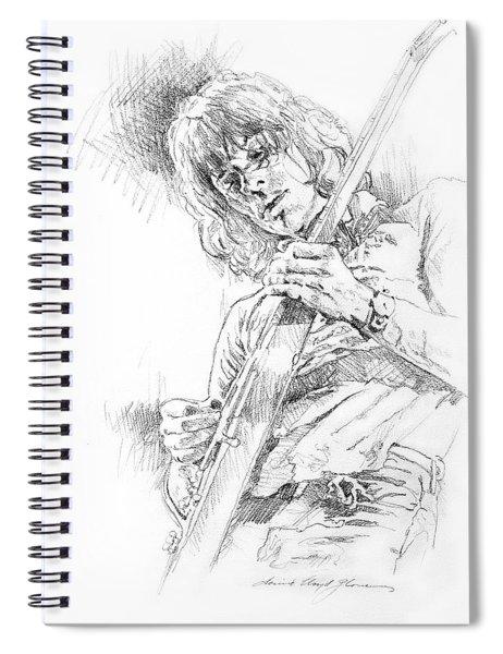 Jeff Beck - Truth Spiral Notebook