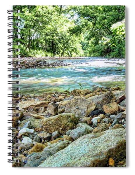 Jemerson Creek Spiral Notebook
