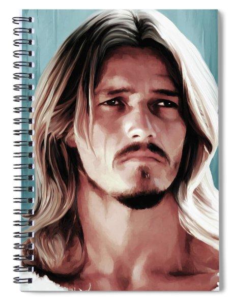 Jesus Christ Superstar Spiral Notebook