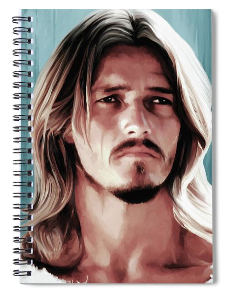 Jesus Christ Superstar Spiral Notebook