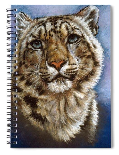 Jewel Spiral Notebook