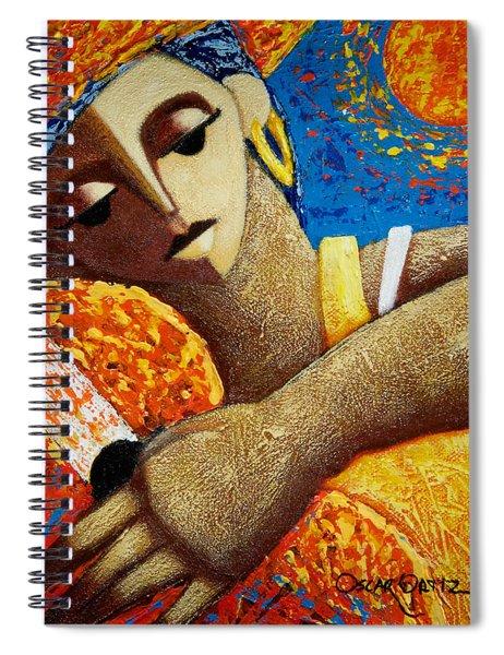 Jibara Y Sol Spiral Notebook