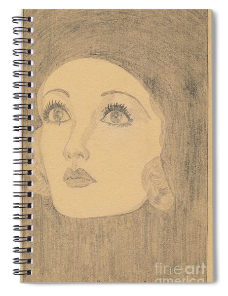 Joanne Bennett  Spiral Notebook