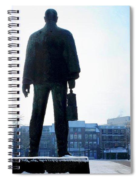 Joep The Miner Spiral Notebook