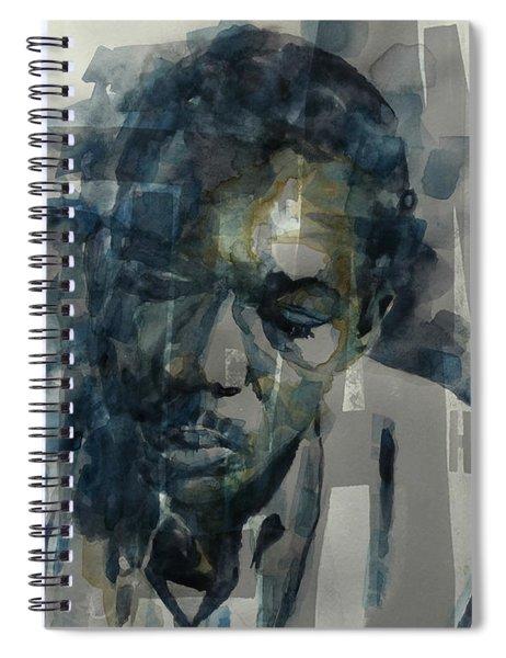 John Coltrane  Spiral Notebook
