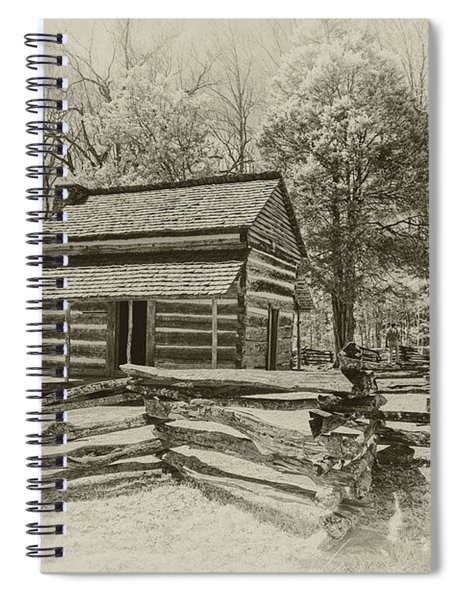 John Olivers Place Spiral Notebook