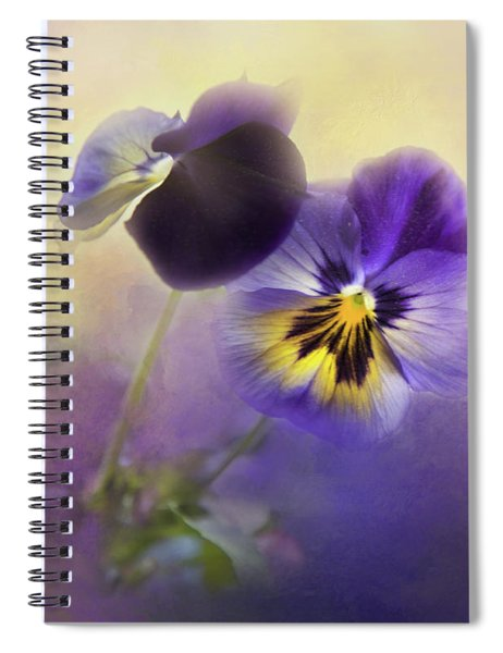 Johnny Jump Up Spiral Notebook