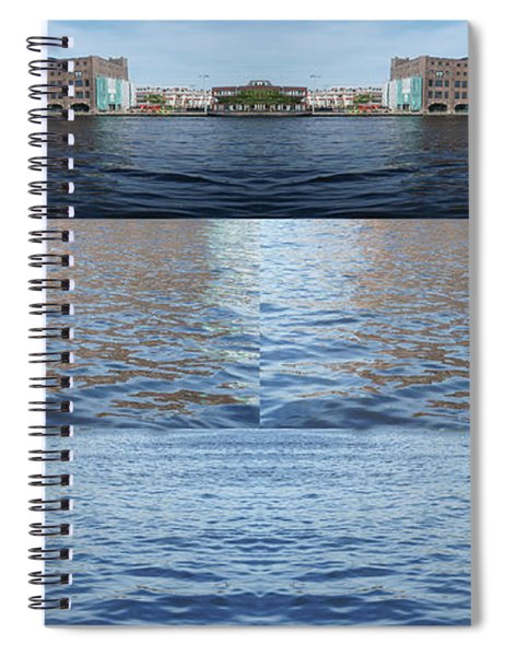 Joiner Sea Spiral Notebook