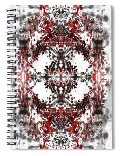 Jokers Wild Spiral Notebook