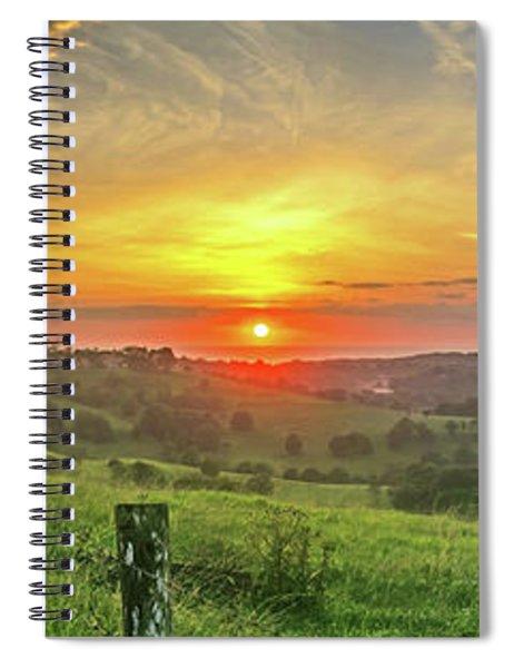 Jono's Retreat Spiral Notebook