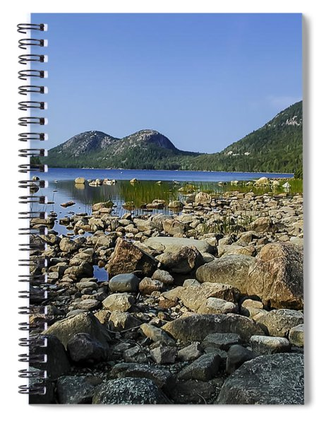 Jordan Pond No.1 Spiral Notebook