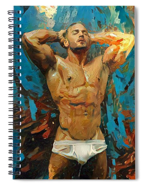 Jorge Spiral Notebook