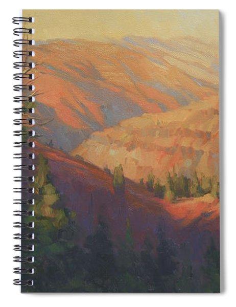 Joseph Canyon Spiral Notebook
