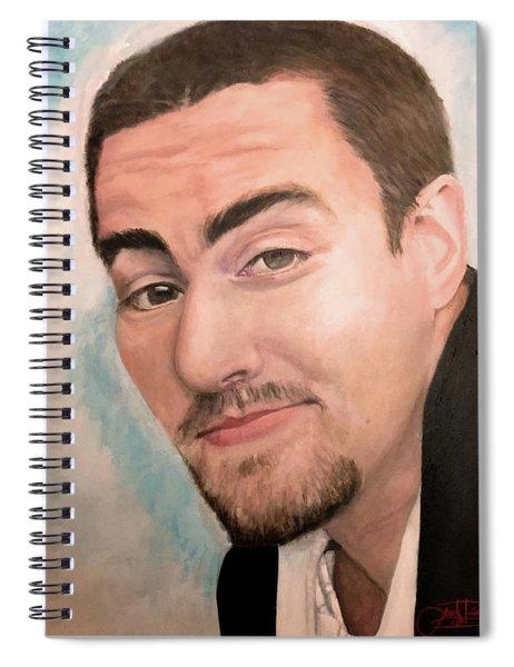 Josh Spiral Notebook