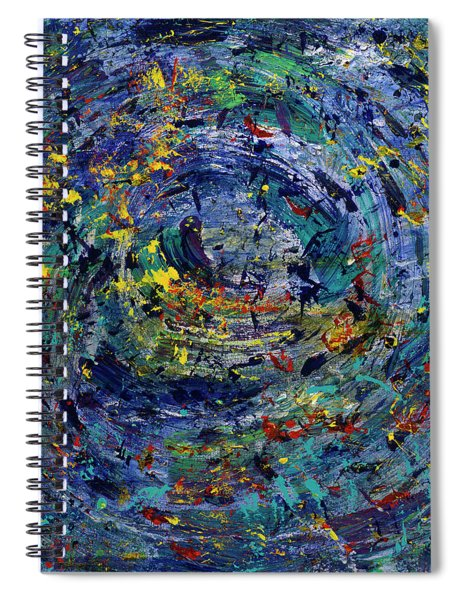 Journey Into You Spiral Notebook