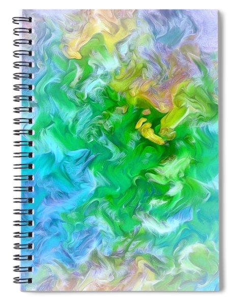 Journey Of A Thousand Lifetimes Spiral Notebook
