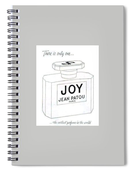 There Is Only One... Spiral Notebook by ReInVintaged