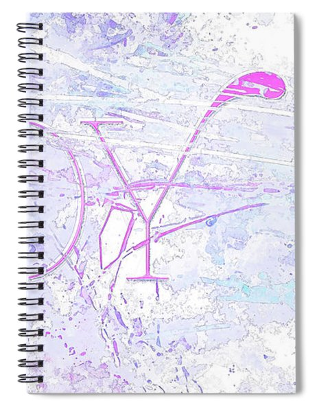 Joy River Spiral Notebook