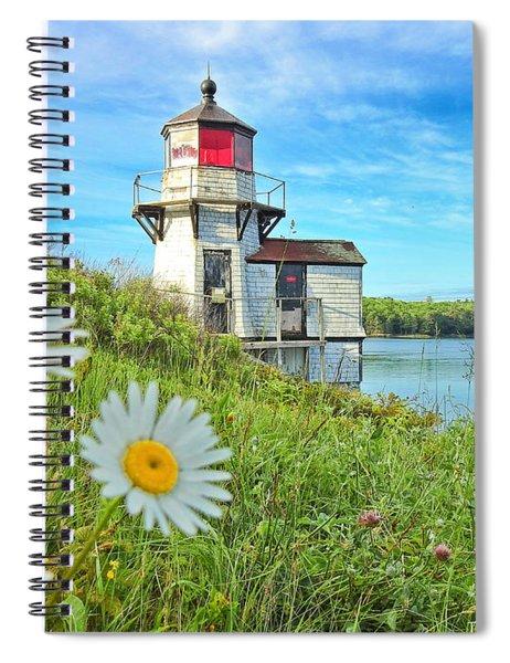 Joyful Light Spiral Notebook
