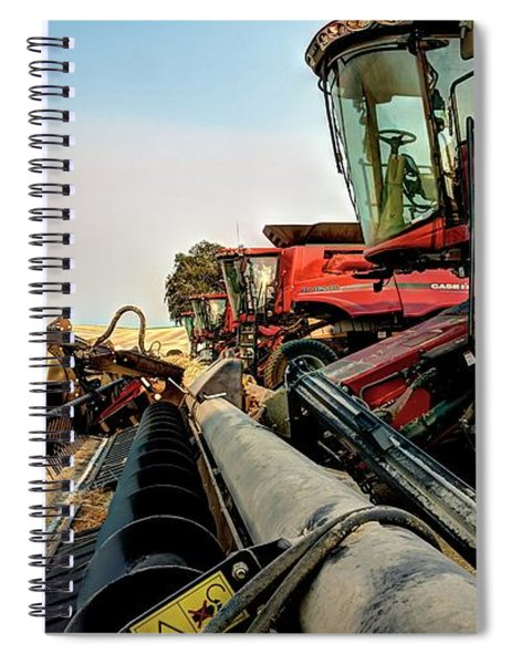 Jti 8240 6620 Spiral Notebook