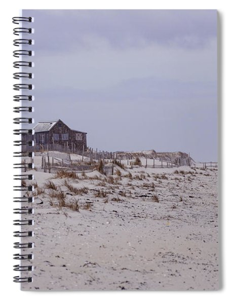 Judge's Shack Spiral Notebook