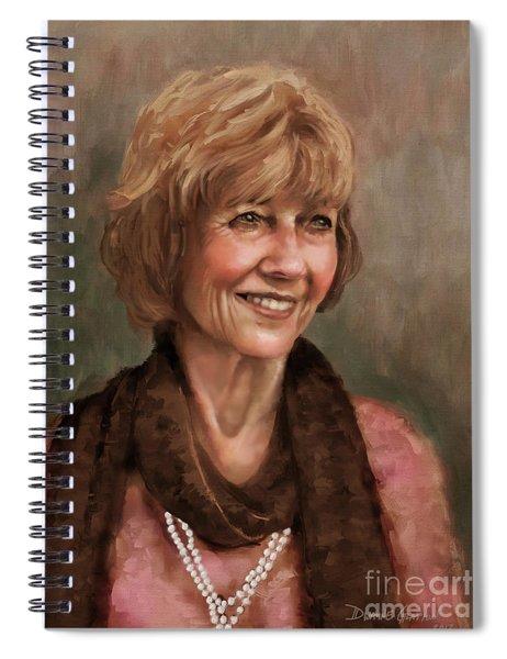 Mrs. Weaver Spiral Notebook